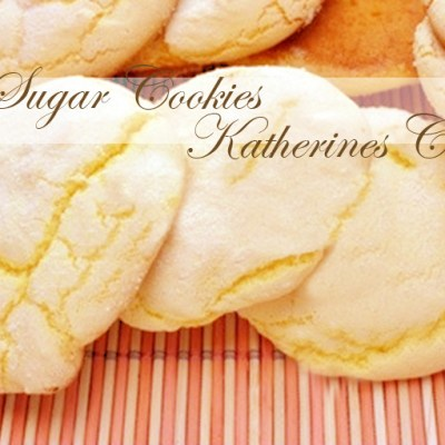 Toasted Pecan Cookies and Soft Sugar Cookies