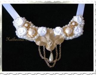 bib necklace craft