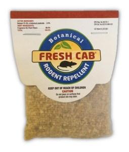 Fresh Cab rodent repellent