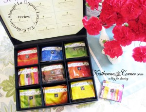 Shangri La Organic Luxury Tea Collection Review