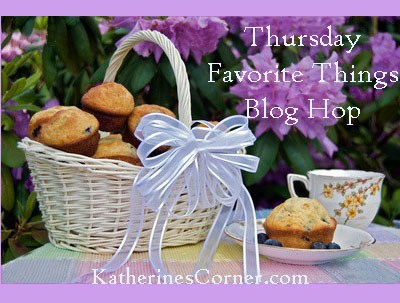 Thursday Favorite Things Blog Hop Linky Party 33