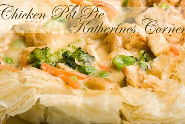phyllo dough chicken pot pie