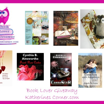 Book Lover Giveaway