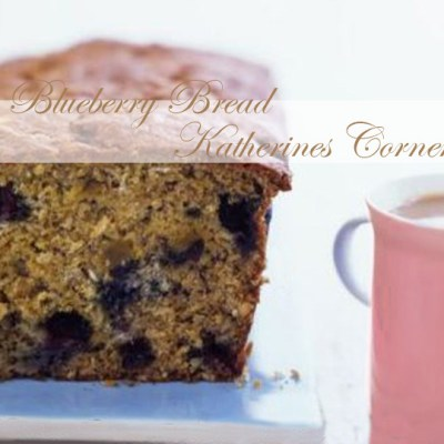 blue berry bread recipe