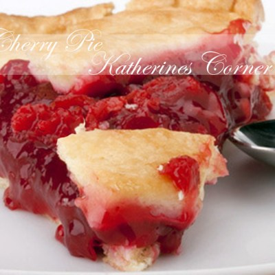 Meals On Monday Cherry Pie