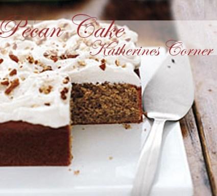 pecan cake katherines corner