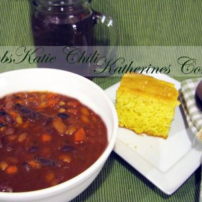 Meals On Monday BobsKatie Chili