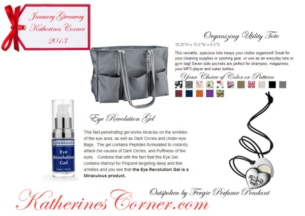 january 2013 giveaway katherines corner