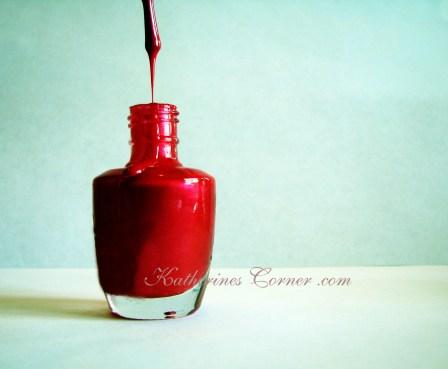 red polish katherines corner