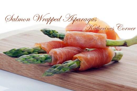salmon wrapped asparagus katherines corner