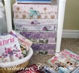 pretty magazine boxes katherines corner