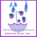 april showers giveaway button  katherines corner