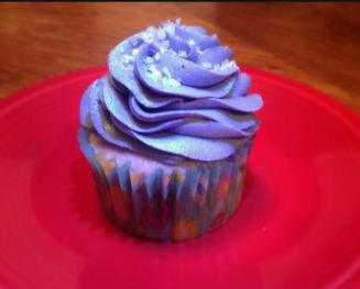 grape soda cupcakes