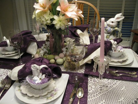 easter with white tablescape katherines corner