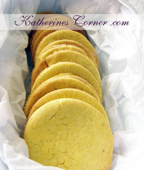tea cookie recipes