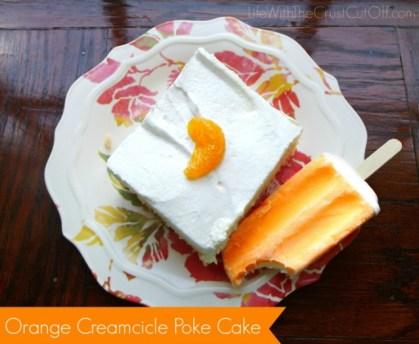 creamcicle cake