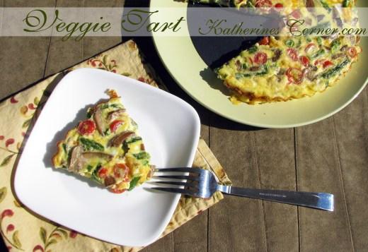 vegetable tart vegetable recipes