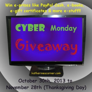 GiveawayCyberMonday
