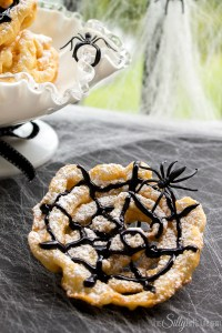 spider funnel cakes