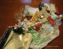 Christmas decor supplies