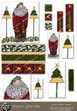 sharons Christmas clip art