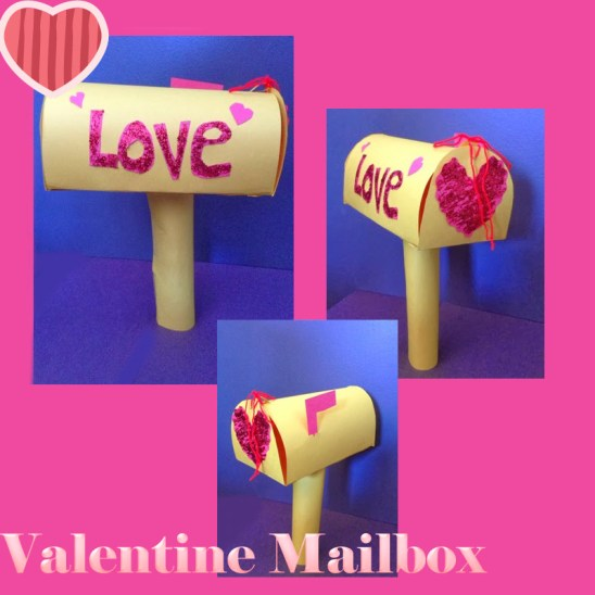 valentine mailbox craft katherines corner