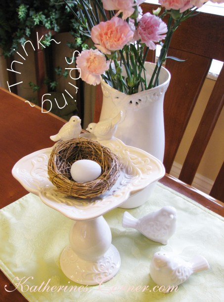 miniature bird bath