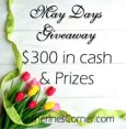 may days giveaway button