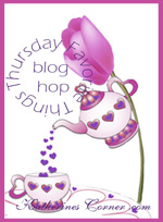 Thursday Favorite Things Blog Hop