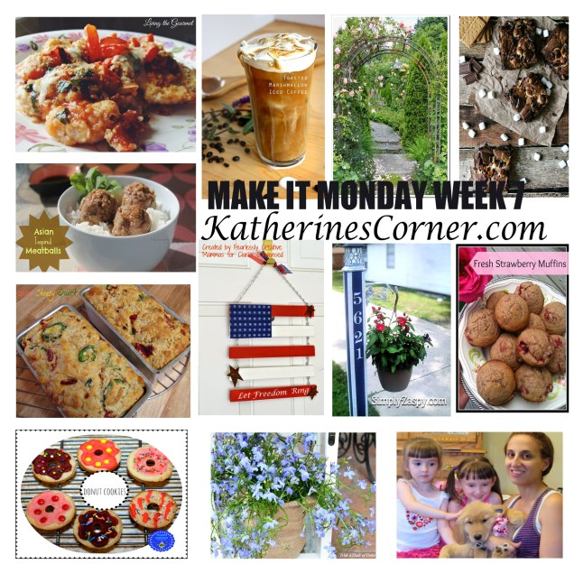 make it monday week seven
