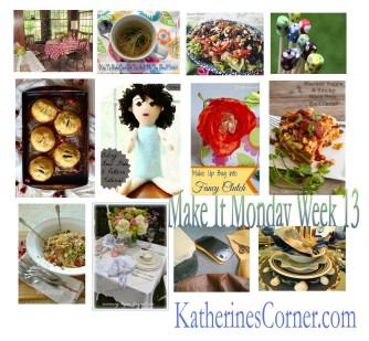 make it monday week thirteen