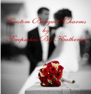 bridal bouquet lockets
