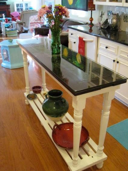piano into a kitchen island