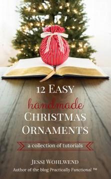 12 easy handmade ornaments