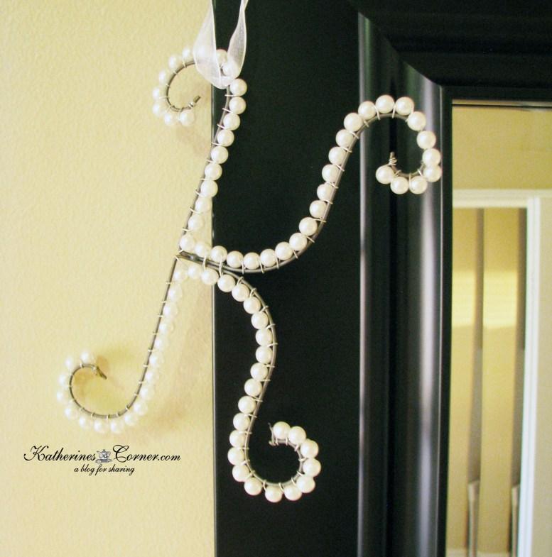 pearl initial k