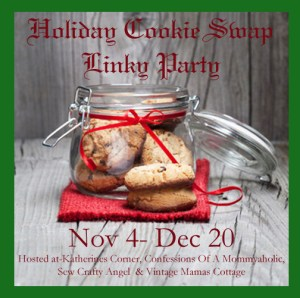Christmas Cookie Swap Linky Party