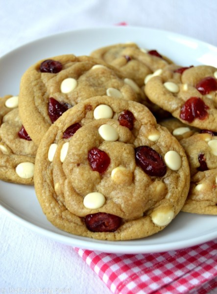 White-chocolate-cranberry-cookies