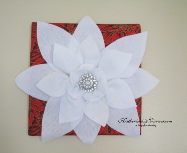 poinsettia craft 17