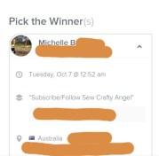 truist winner