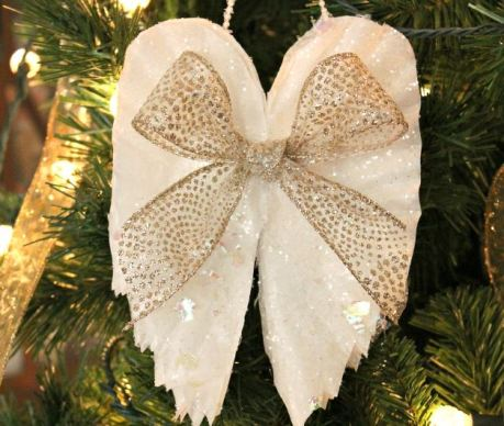angel wings DIY