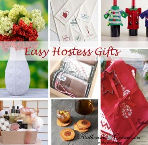 easy hostess gift ideas