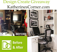 Room Design Giveaway and Interview with Deborah DiMare Rosenberg