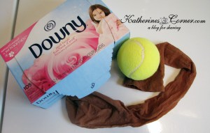 new uses for old things tennis ball katherines corner
