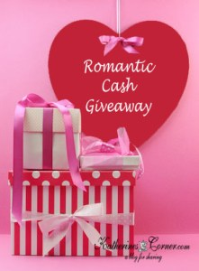romantic cash giveaway