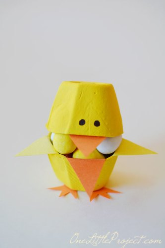 Easter chic craft