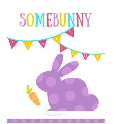 Easter printable
