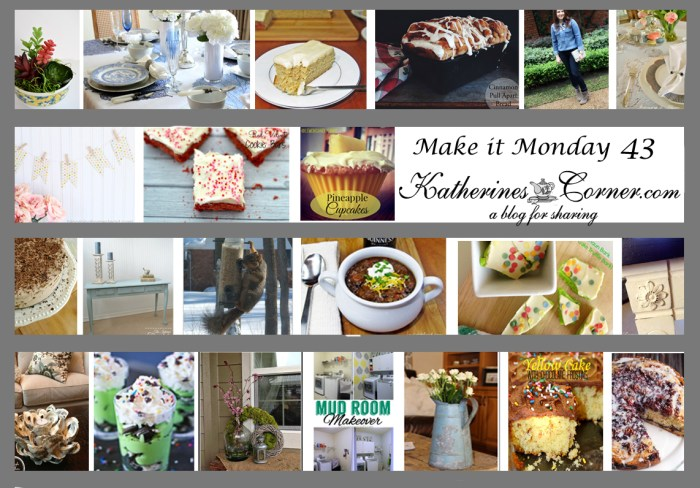 make it monday week forty three