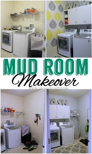 mud room makeover