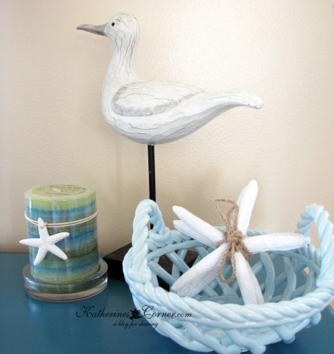 simple beach decor katherines corner