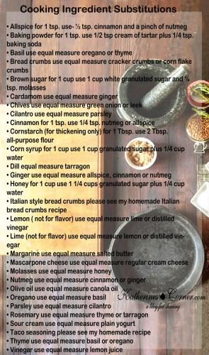 cooking- ingredient- substitutions- katherines_corner